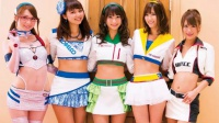 Gals Paradise DVD Special 2015